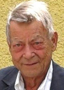 Ernst Staudinger † 17.10.2020