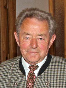 Rupert Holzer † 12.05.2021